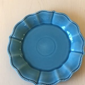Pioneer Woman Blue Plate